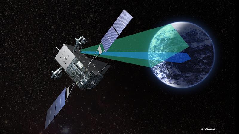 早期警戒衛星「SBIRS」