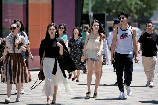 中国の負の時代を経験していない世代