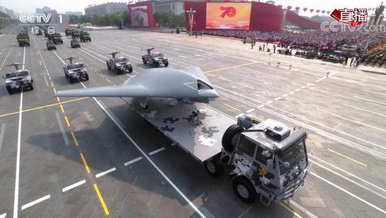 中国軍事用ドローン
