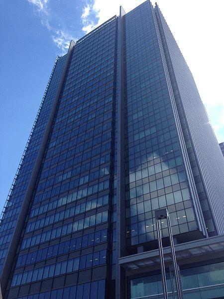 前田建設工業の本社オフィスがある飯田橋グラン・ブルーム