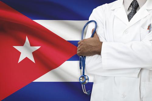 キューバ医療団イメージ