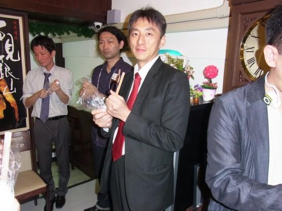 小田原靖氏