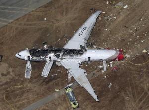 航空機事故