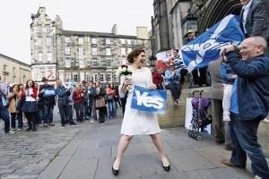 スコットランド市民