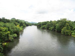 クウェー河