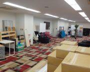 西新宿にある新オフィス