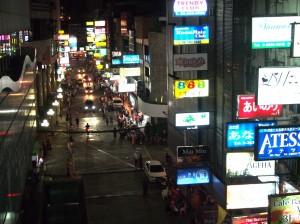 タイの日本人向けカラオケ・クラブ街