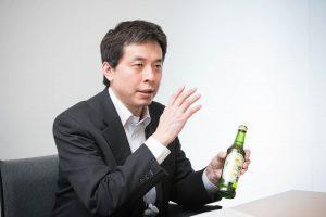 キリンビール・マーケティング部 山崎勝弘氏