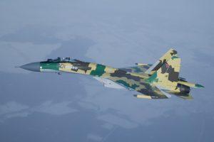 中国軍戦闘機01
