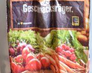 ドイツのスーパーの有料レジ袋
