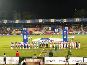 インドサッカー