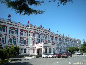 中国の大病院