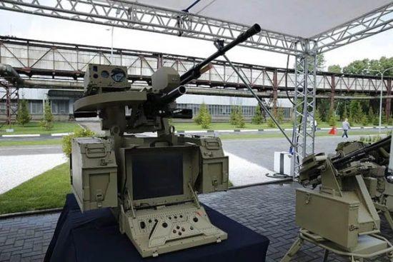 ロシアの銃器