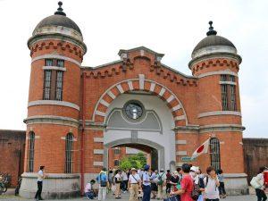 旧・奈良監獄正門
