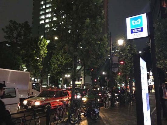 赤坂タクシー10