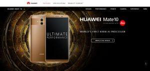 HUAWEI GLOBAL WebSite
