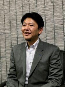 八木橋泰仁氏