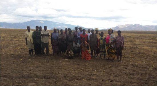 モザンビーク住民