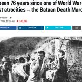 「バターン死の行進」から76年。アメリカでも危惧される「歴史の風化」