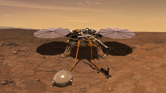 NASA、新型の火星探査機を打ち上...