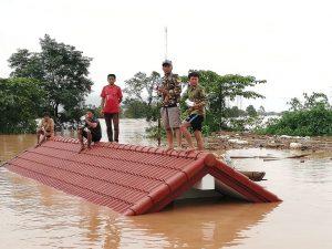 LAOS ATTAPEU DAM COLLAPSE