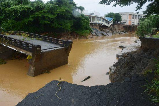 朝倉市の水害