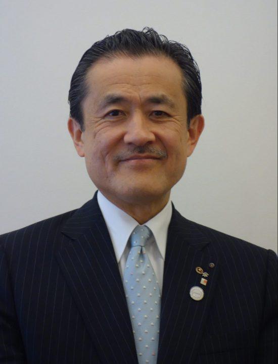 鈴木悌介副社長