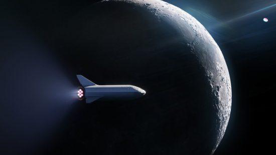 スペースXの宇宙船「BFR」