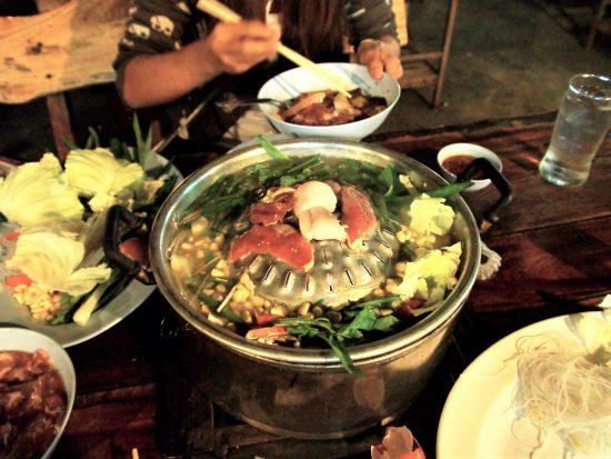 ヌアヤーンガウリー(韓国式焼肉)