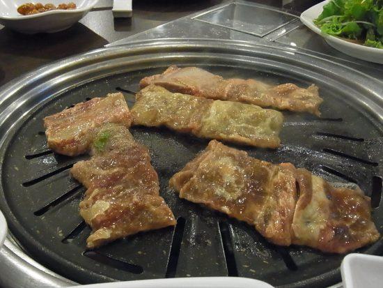 韓国式焼肉店