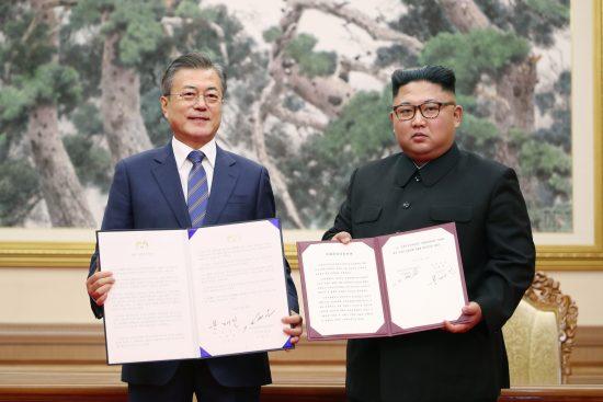9月平壌共同宣言