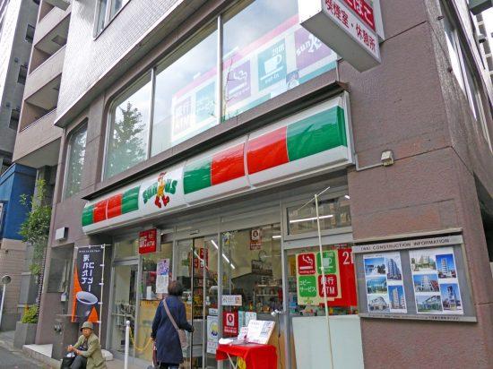 サンクスの店舗
