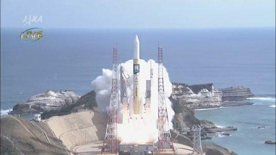 H-IIAロケット40号機