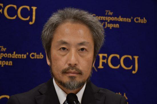 安田純平外国記者協会会見