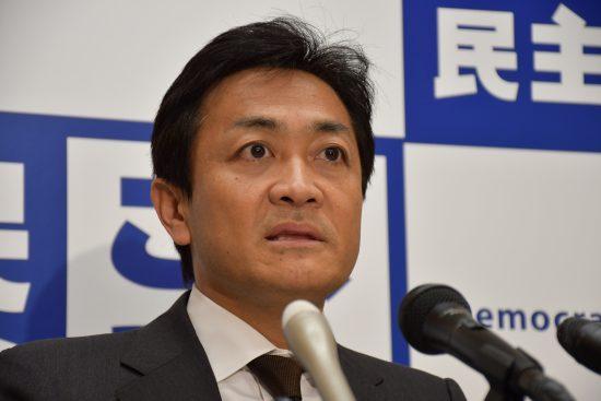 玉木雄一郎国民民主党代表