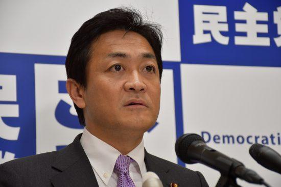 玉木雄一郎・国民民主党代表