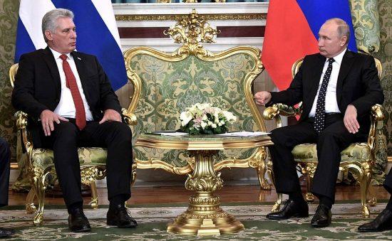 キューバとロシア
