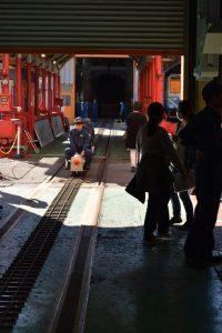 ミニ列車乗車会