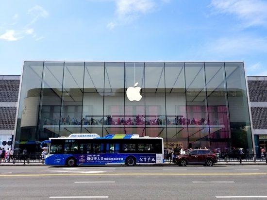 アジア最大級のApple Store