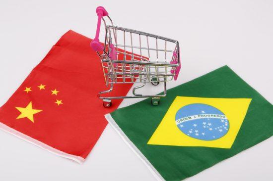 ブラジルと中国