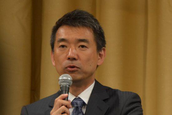 橋下徹・前大阪市長