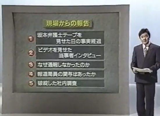 TBS特別番組「証言」
