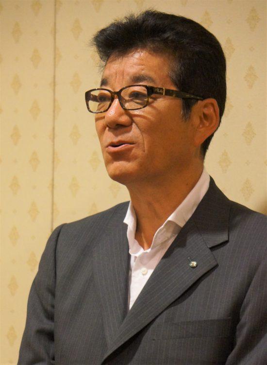 松井一郎・維新代表(大阪市長)