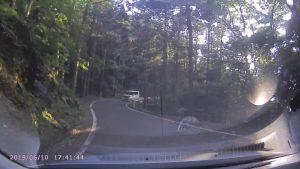県道255号線から国道197号線2