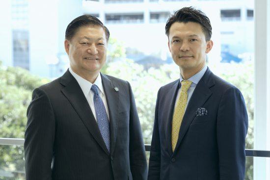太田氏と山口氏