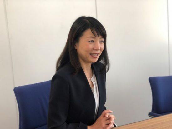井口麻里子さん
