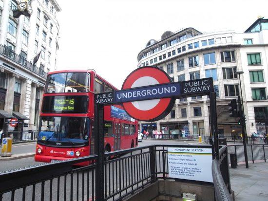 イギリスの街イメージ