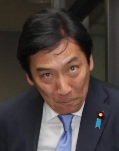 10月に辞任した菅原一秀・前経産相