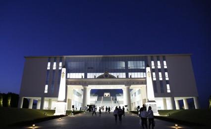 HSU校舎棟
