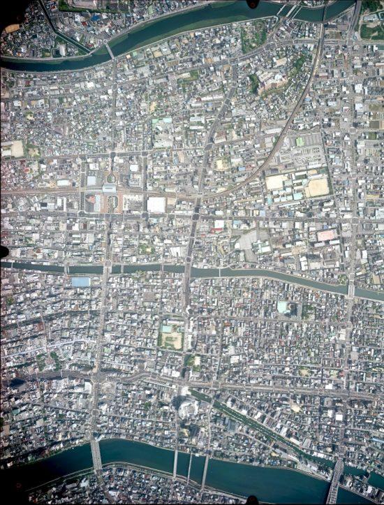 高知駅周辺の空中写真2010年05月05日撮影 国土地理院
